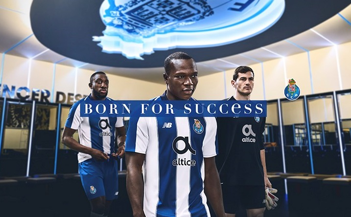 eb1910ada FC Porto 2018 19 New Balance Home Kit – FOOTBALL FASHION.ORG