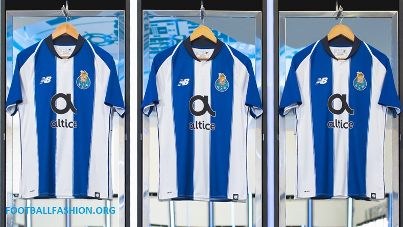 11e368b21 FC Porto 2018 19 New Balance Home Kit – FOOTBALL FASHION.ORG