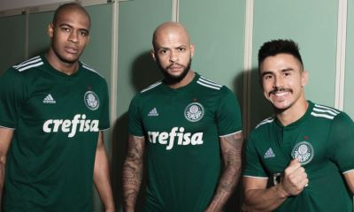 Palmeiras 2018 2019 adidas Home and Away Football Kit, Soccer Jersey, Shirt, Camisa, Camiseta