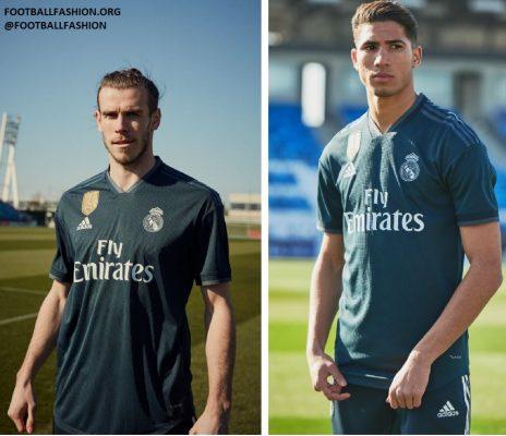 Real Madrid 2018 2019 adidas Home and Away Football Kit, Soccer Jersey, Shirt, Camiseta, Camisa, Equipacion, Maillot, Trikot, Tenue, Camisola, Dres