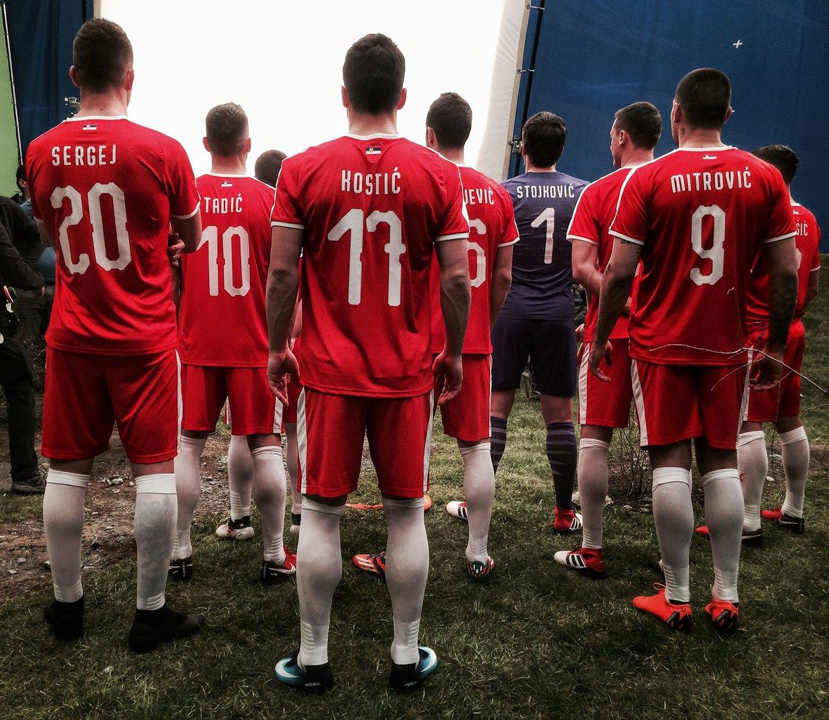 3069e833bd5 Serbia 2018 World Cup PUMA Home Kit - FOOTBALL FASHION.ORG