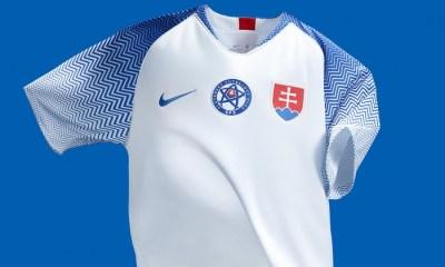 Slovakia 2018 2019 Nike Home Football Kit, Soccer Jersey, Shirt, nové dresy slovenskej