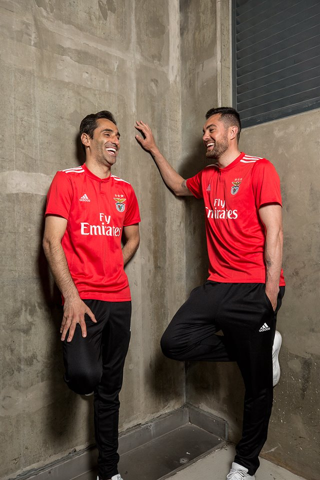 SL Benfica 2018 19 adidas Home and Away Kits – FOOTBALL FASHION.ORG 3852cb0ab10