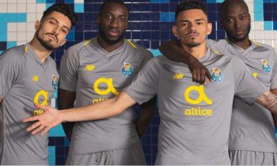 FC Porto 2018 2019 New Balance Away Football Kit, Soccer Jersey, Shirt, Camisa, Camiseta, Camisola, equipamento alternativo