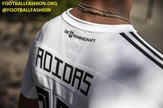 Germany 2018 FIFA World Cup adidas Primeknit Football Kit, Shirt, Soccer Jersey, Trikot, Heimtrikot , Fussball-Weltmeisterschaft