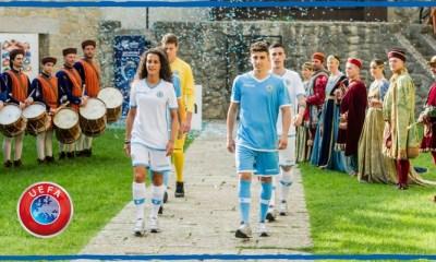 San Marino 2018 2019 Macron Home and Away Football Kit, Soccer Jersey, Shirt, Maglie, Gara