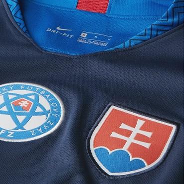 Slovakia 2018 2019 Nike Away Football Kit, Soccer Jersey, Shirt, nové dresy slovenskej