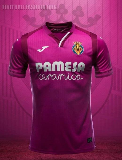 8364ba056 Villarreal CF 2018 2019 Joma Home