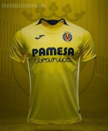 Villarreal CF 2018 2019 Joma Home, Away and Third Football Kit, Soccer Jersey, Shirt, Camiseta de Futbol, Equipacion