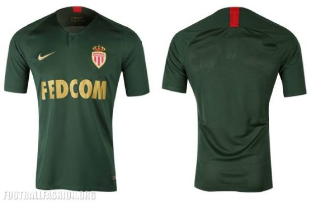 AS Monaco 2018 19 Nike Away Kit - Football Fashion 92e14af9cc0
