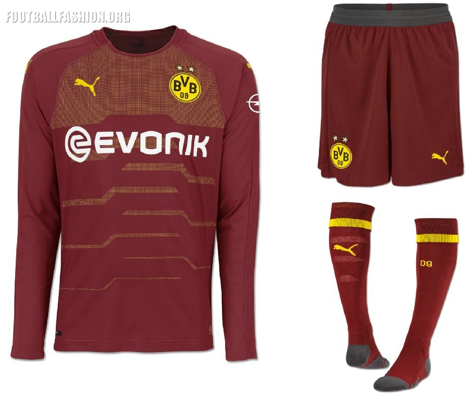 Borussia Dortmund 2018 19 PUMA Third Kit – FOOTBALL FASHION.ORG ac719ed39