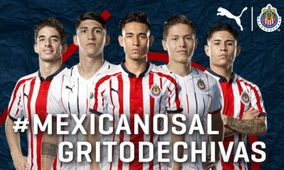 Chivas de Guadalajara 2018 2019 PUMA Home and Away Soccer Jersey, Shirt, Football Kit, Camiseta de Futbol, Equipacion