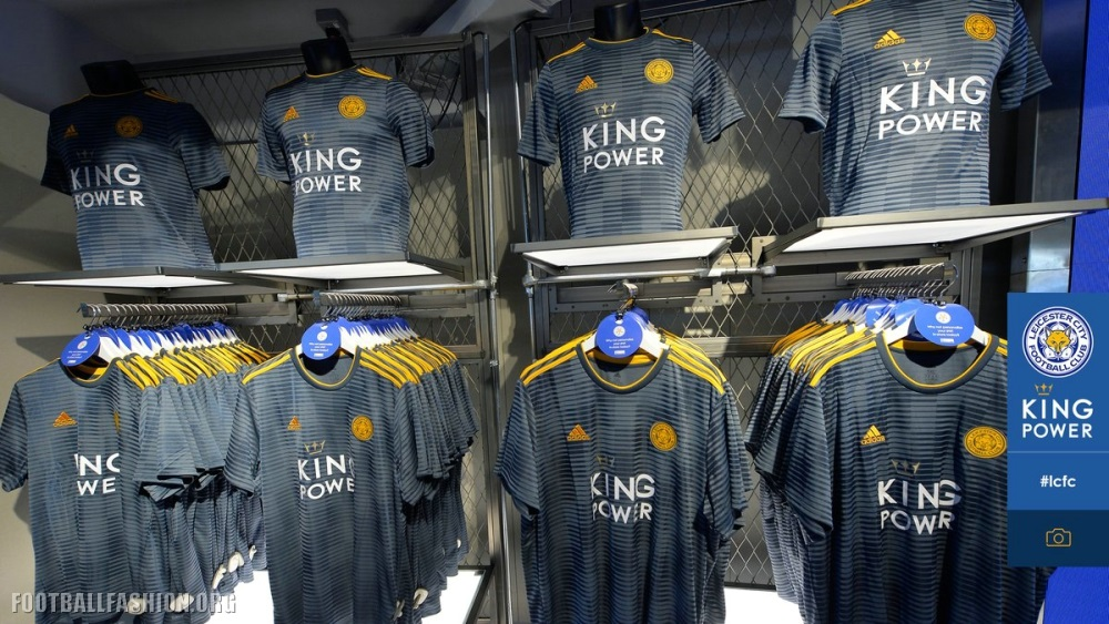 Leicester City 2018/19 adidas Away Kit – FOOTBALL FASHION.ORG