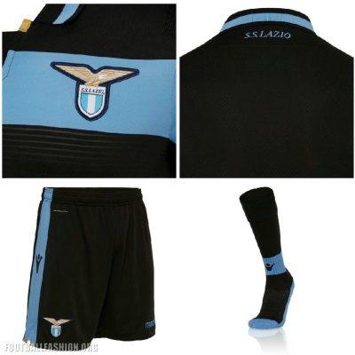SS Lazio 2018 2019 Macron Third Football Kit, Soccer Jersey, Shirt, Gara, Maglia, Camiseta, Camisa