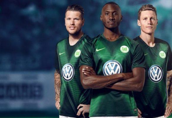 VfL Wolfsburg 2018 2019 Nike Home, Away and Third Football Kit, Soccer Jersey, Shirt, Trikot, Heimtrikot, Auswärtstrikot