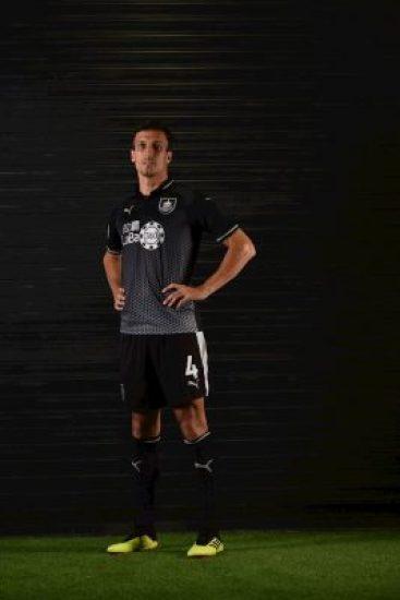 Burnley FC 2018 2019 PUMA Away Football Kit, Soccer Jersey, Shirt