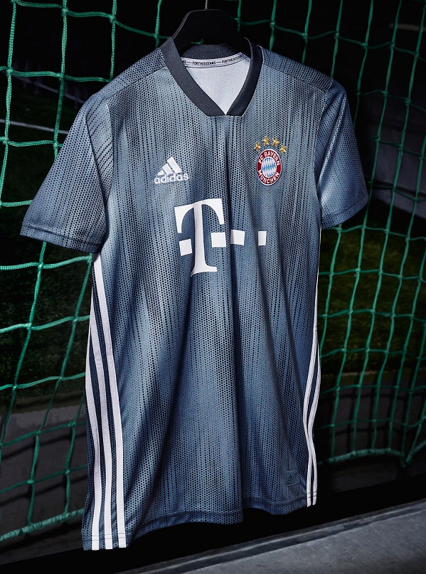 new products 4099f c2ce7 FC Bayern München 2018/19 adidas Champions League Kit ...