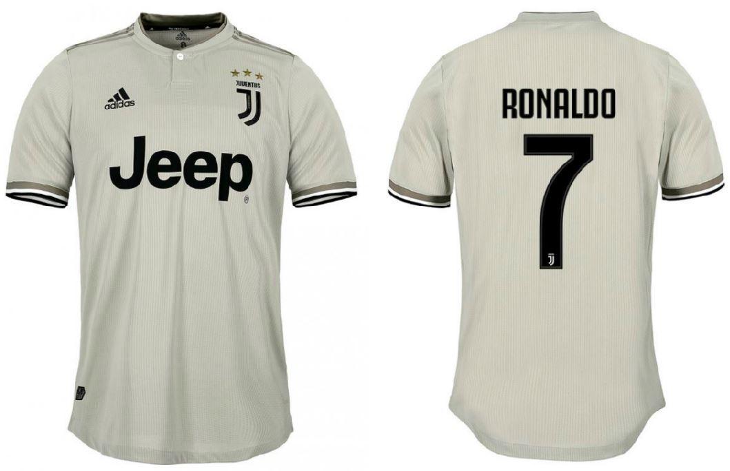 pretty nice 578cd 635a0 Cristiano Ronaldo 7 UKSoccershop 2018-19 Juventus Home ...