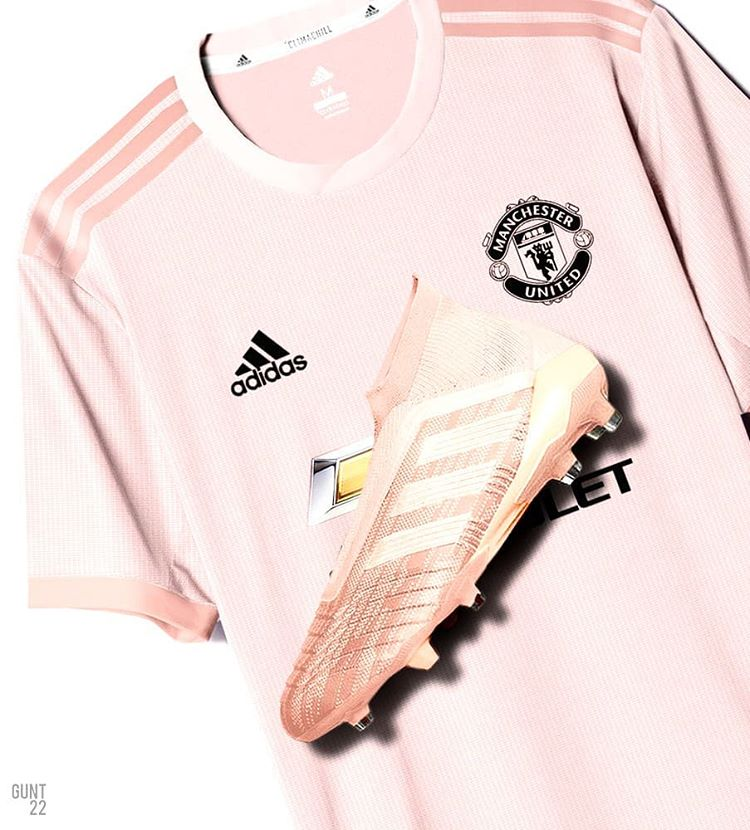 96c8b0b254b Manchester United 2018 19 adidas Away Kit - FOOTBALL FASHION.ORG