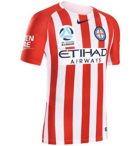 Melbourne City FC 2018/19 Nike Home, Away and Third Kits