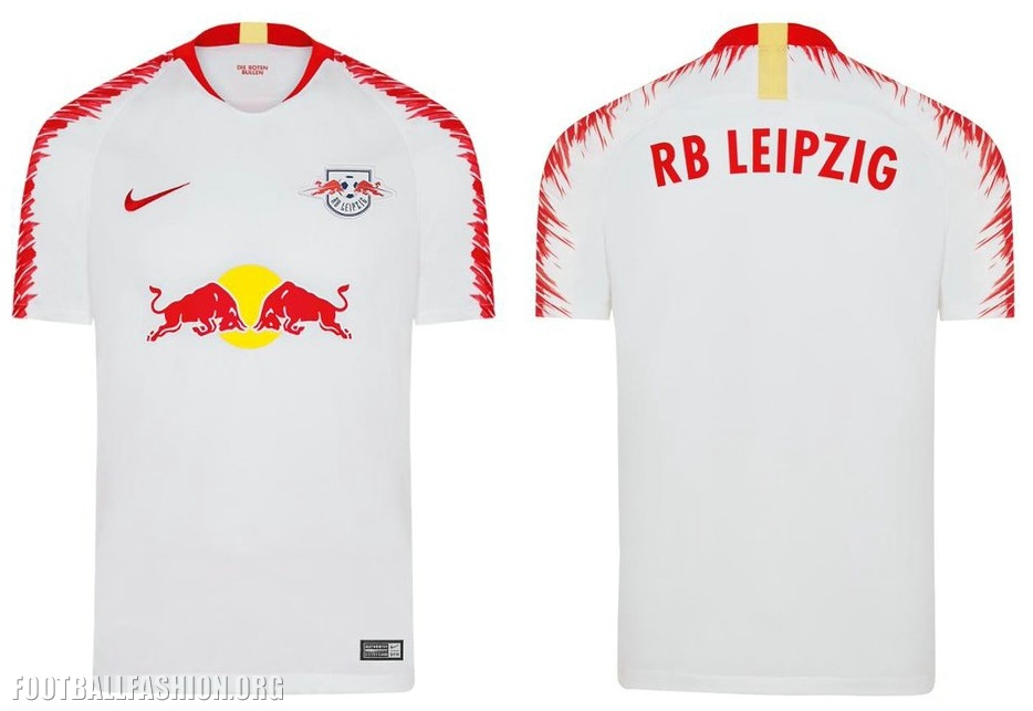 be8374ca7 RB Leipzig 2018 2019 Nike Home and Away Football Kit, Soccer Jersey, Shirt,