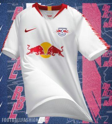 RB Leipzig 2018 2019 Nike Home and Away Football Kit, Soccer Jersey, Shirt, Trikot