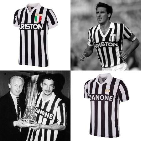 Juventus x COPA 2018/19 Retro Kits