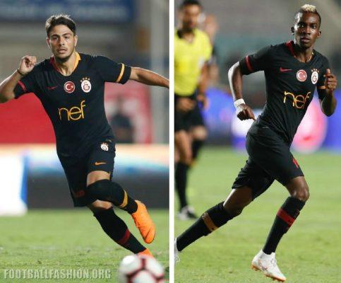 Galatasaray SK 2018 2019 Nike Away and Third Football Kit, Soccer Jersey, Shirt, Forma, Futbol Formaları