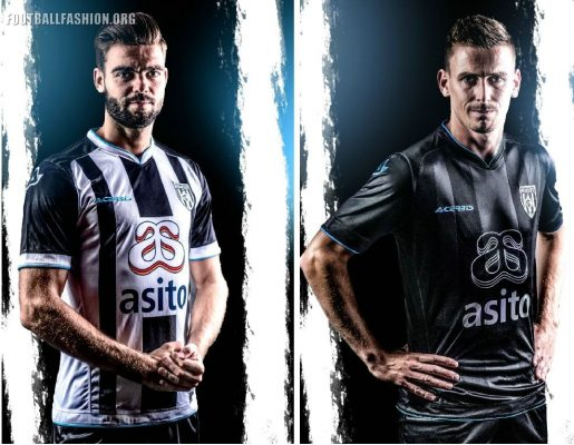 Heracles Almelo 2018 2019 Acerbis Home, Away and Third Football Kit, Soccer Jersey, Shirt, Tenue