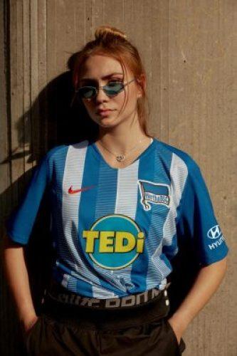 Hertha BSC 2018 2019 Nike Home and Away Football Kit, Soccer Jersey, Shirt, Trikota