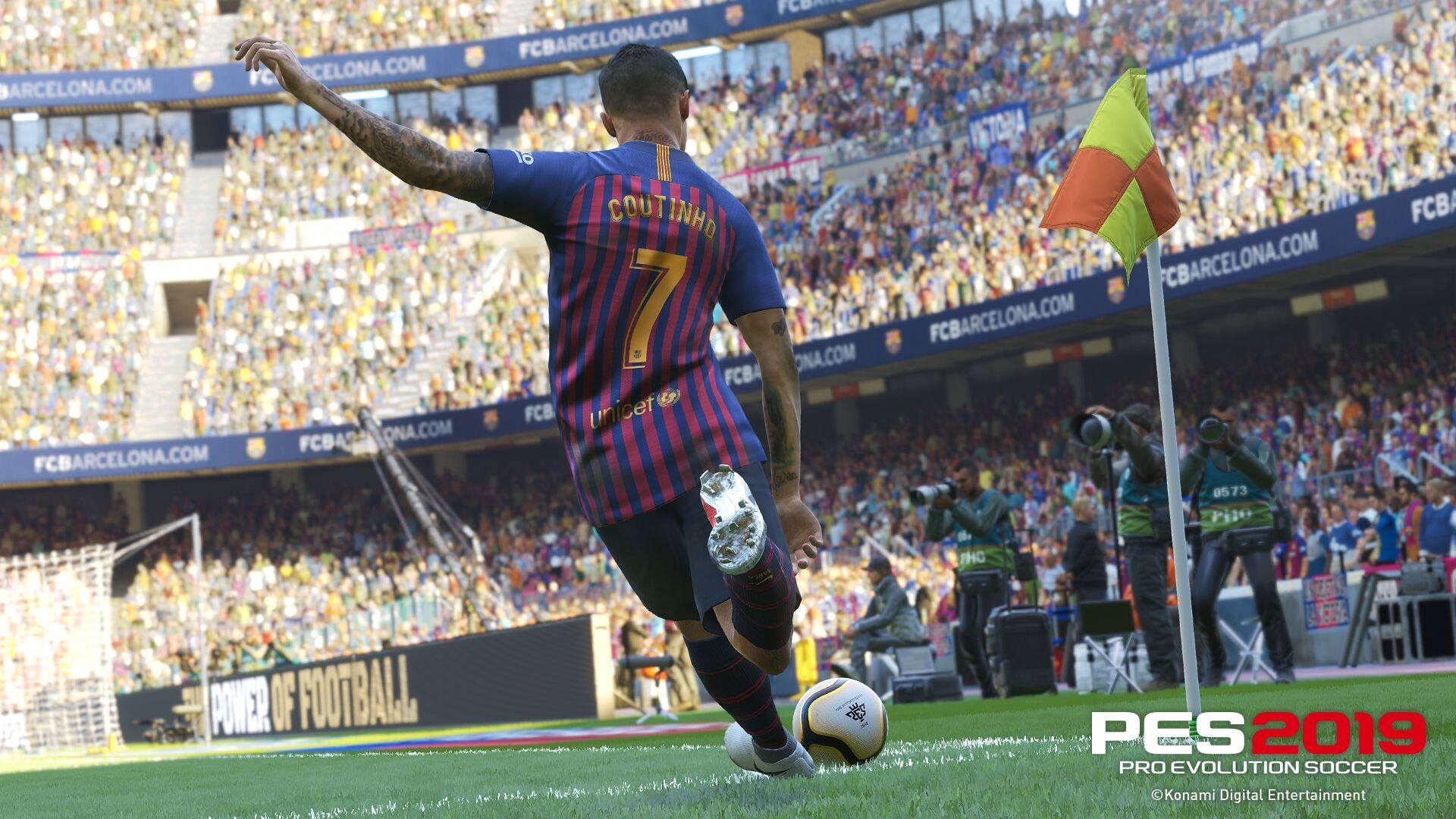 Review: Pro Evolution Soccer 2019 - FOOTBALL FASHION ORG