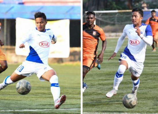 Bengaluru FC 2018 2019 PUMA Home and Away Football Kit, Soccer Jersey, Shirt