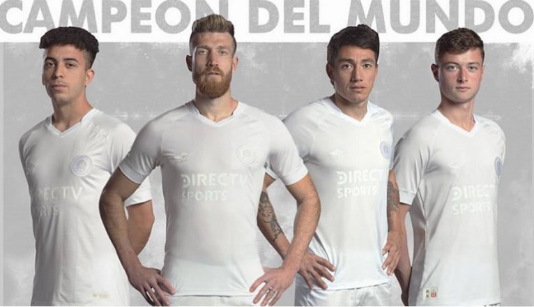 Estudiantes de La Plata 2018 Umbro Limited Edition Football <em>italian fashion 2018</em> Kit, Soccer Jersey, Shirt, Camiseta de Futbol, Playera, Equipacion