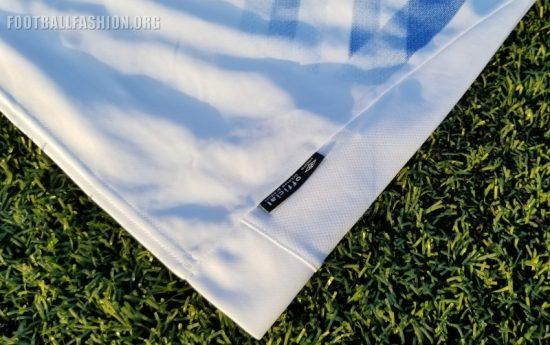 Everton FC 2018 2019 Umbro White Third Football Kit, Soccer Jersey, Shirt, Camiseta, Camisa, Trikot, Maillot