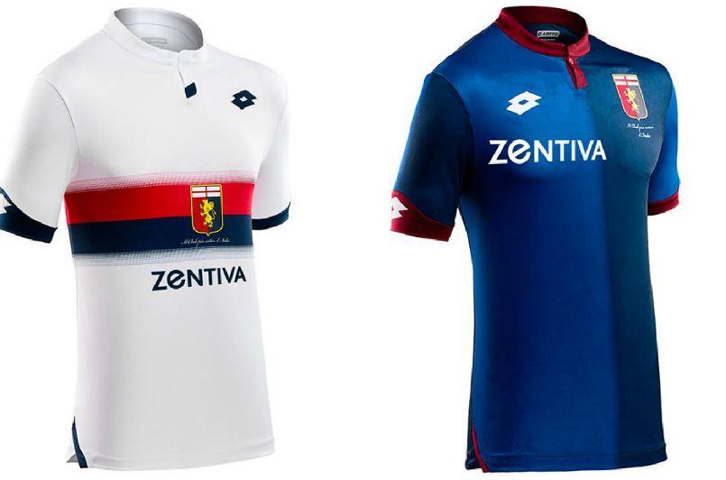 2671252e4 Genoa CFC 2018 19 Lotto Away and Third Kits - FOOTBALL FASHION.ORG
