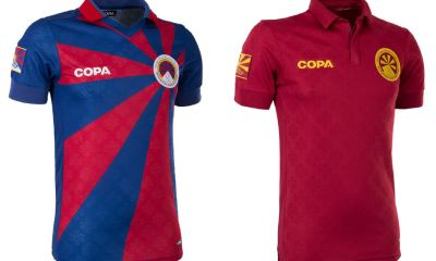 Tibet 2018 2019 COPA Home and Away Football Kit, Soccer Jersey, Shirt
