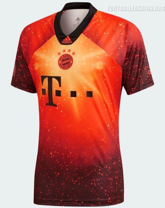 best service 7d29b b3832 Bayern München 2018/19 adidas x EA Sports Fourth Kit ...