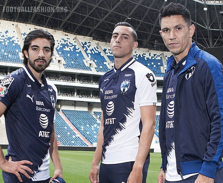 0e46f8c2a Rayados de Monterrey 2019 PUMA Third Kit - FOOTBALL FASHION.ORG