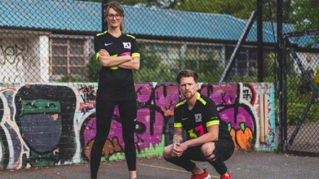 CREATEDBY Park Like Posse & SE DØNS 2018/19 Kits