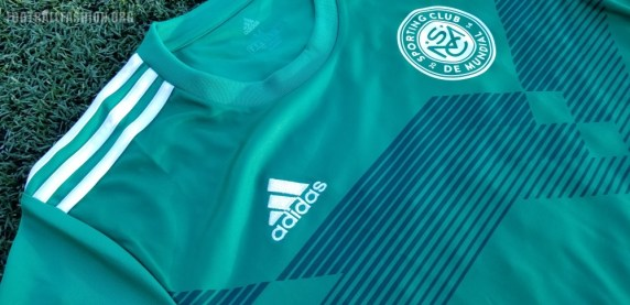 Sporting Club de Mundial  x CREATEDBY 2019 Football Kit, Soccer Jersey, Shirt