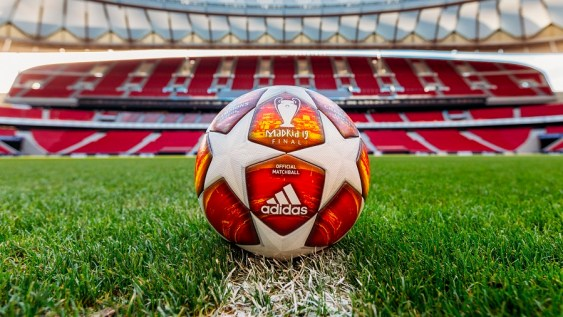 adidas Reveals Official Ball for 2019 UEFA Champions League Final