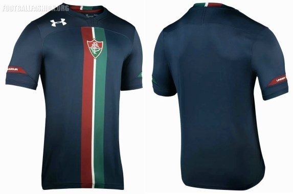 Fluminense 2019 Under Armour Third Football Kit, Soccer Jersey, Shirt, Camisa