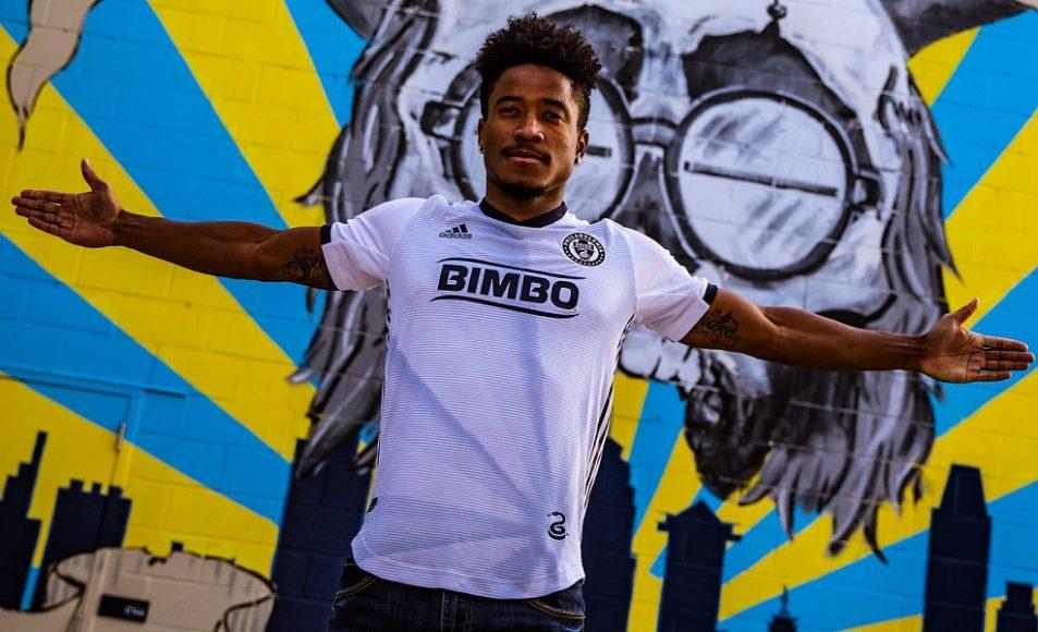 detailing 39853 1d9bb Philadelphia Union 2019 adidas Away Kit - FOOTBALL FASHION.ORG