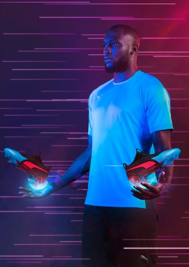 PUMA Gaming-Inspired 'POWER UP' Soccer Boot Pack