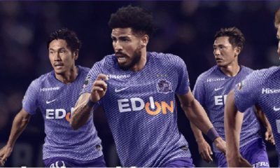 Sanfrecce Hiroshima 2019 Nike Home and Away Football Kit, Soccer Jersey, Shirt