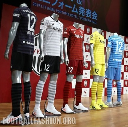 d58da569988f Vissel Kobe will debut their 2019 Asics kits during their upcoming tour of  the USA that will see them meet MLS clubs Los Angeles FC