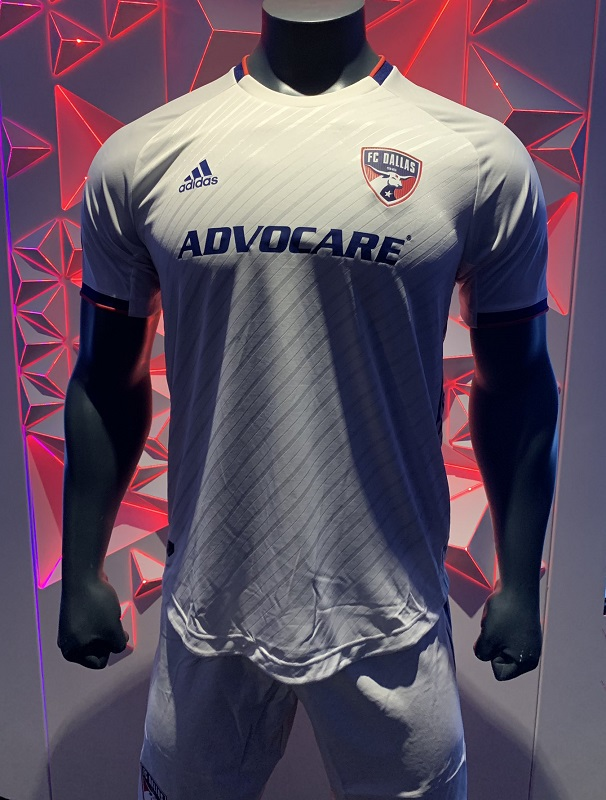 check out 7ab36 9bd85 FC Dallas 2019 adidas Away Jersey - FOOTBALL FASHION.ORG