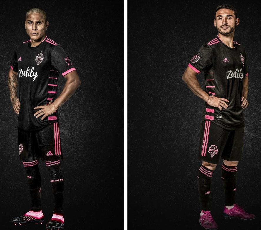 386b40f8 Seattle Sounders FC 2019 2020 adidas Away Football Kit, Soccer Jersey, Shirt,  Camiseta