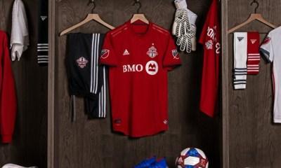 Toronto FC 2019 adidas Home Soccer Jersey, Shirt, Football Kit, Camiseta, Maillot