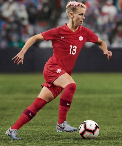 Canada 2019 Women's World Cup Nike Soccer Jersey, Shirt, Football Kit, Maillot